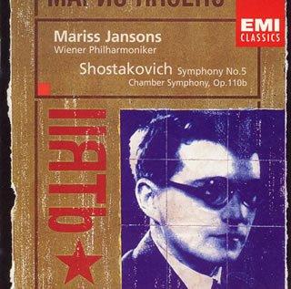 Chostakovitch Symphonie n°5 51N0YGCMZTL