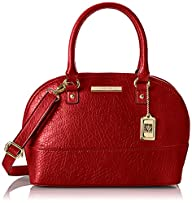 Anne Klein Against The Grain Satchel,…