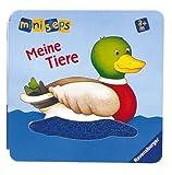 Ministeps: Meine Tiere (German Edition)