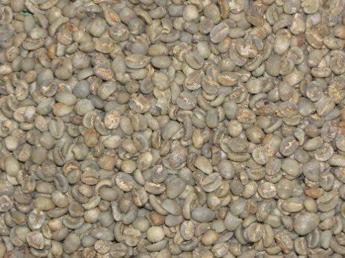 Organic Sumatra Green Coffee Beans - 5Lbs