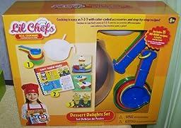 Lil Chefs *Dessert Delights* Set