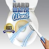 Ultimate Toilet cleaner. Hardwater Wand, the power of pumice to clean your toilet brilliantly. Effortlessly remove limescale, stains, calcium build up and even rust without scratching