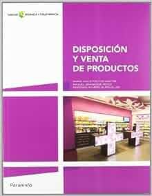 Disposicion y venta de producto: Raquel, Frutos Sastre, María Jesús