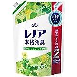 【大容量】 レノア 本格消臭 柔軟剤 フレッシュグリーン 詰替用 特大サイズ 910ml