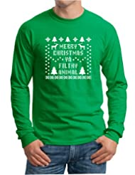 Christmas Immitation Reindeer Snowflake SmallGreen