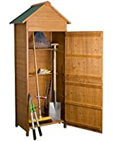 Rotfuchs GTS01 Armoire de jardin en bois pour outils étanche Format XL