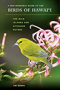 A Photographic Guide to the Birds of Hawai'i: The Main Islands and Offshore Waters (Latitude 20 Books) by Jim Denny