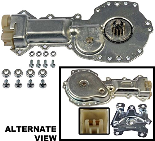 APDTY 853261 Window Lift Motor Pancake Type With Hardware & Bracket (Replaces GM 12362900, 12362901, 12487630, 12497971, 16629278, 22030651, 22030652, 22039707, 22062528, 24015712) (85 El Camino Window Motor compare prices)