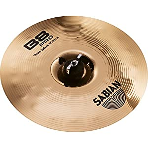 Sabian 31016B B8 Pro 10-inch Effect Cymbal