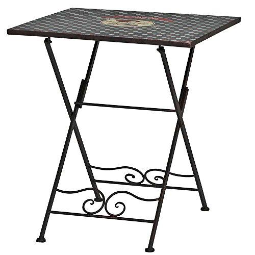 Siena-Garden-Fano-Tisch-Eisen-mit-Steinplatte-64-x-64-cm-mehrfarbig