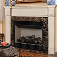 Pearl Mantels Richmond Wood Fireplace Ma...