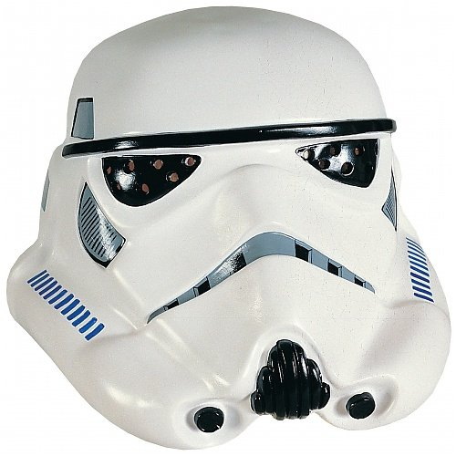 Stormtrooper Mask Adult Costume Mask