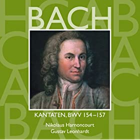 """Cantata No.155 Mein Gott, wie lang, ach lange BWV155 : III Recitative - """"So sei, o Seele, sei zufrieden"""" [Bass]"""