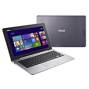 ASUS TX201LA Transformer Trio 11.6-inch Touchscreen 3-In-1 Tablet/PC/Laptop (Silver) - (Intel Core i5 4200U/Intel Atom Z2560 1.6GHz, 6GB RAM, 516GB Storage, LAN, WLAN, BT, Webcam, Integrated Graphics, Windows 8)