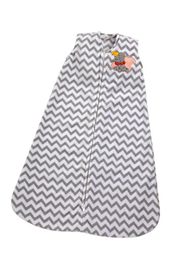 Disney Dumbo Wearable Blanket, Grey, Medium