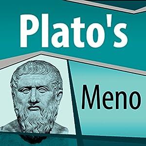 Plato's Meno Audiobook