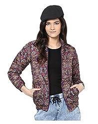 Yepme Women's Purple Polyester Jackets - YPMJACKT5170_XS