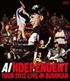 AI INDEPENDENT TOUR 2012-LIVE in BUDOKAN [Blu-ray]
