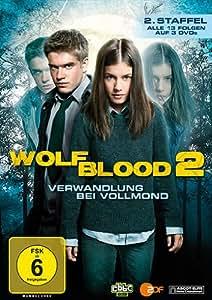Wolfblood - Verwandlung bei Vollmond - Staffel 2 [3 DVDs]