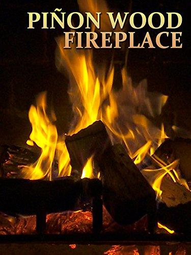 Pinon Wood Fireplace