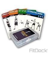 FitDeck Programme d'entraînement - Kettlebell