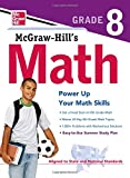 img - for McGraw-Hill's Math Grade 8 book / textbook / text book
