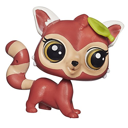 Littlest Pet Shop Single Pet Stripes Reddy