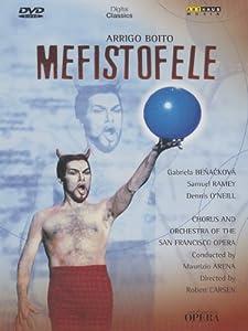 Mefistofele [(+booklet)]