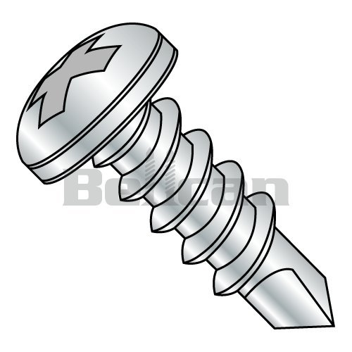 Steel Thread Cutting Screw 1//4-20 Thread Size 1-1//2 Length 82 Degree Flat Head Small Parts 14241PF Zinc Plated 1//4-20 Thread Size Type 1 Pack of 25 1-1//2 Length Pack of 25 Phillips Drive