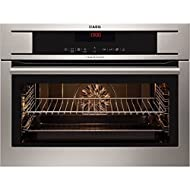 AEG KE8404101M - ovens (Small, 43 L, Electric, Built-in, Black, Stainless steel, Touch)