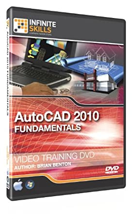 Beginners AutoCAD 2010 Training Video - Tutorial DVD