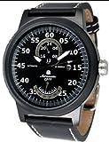 [エアロマチック1912]Aromatic1912 腕時計 ドイツ製ミリタリークラシック二戦復刻 パワーリザーブ 自動巻A1357 【並行輸入品】