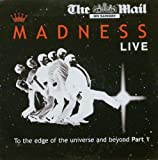 MADNESS MADNESS LIVE. 2006 20 TRACK THE MAIL ON SUNDAY ONLY DOUBLE CD