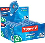 Tipp-Ex Easy Refill Correction Tape 5mm x 14m - Display Box of 10