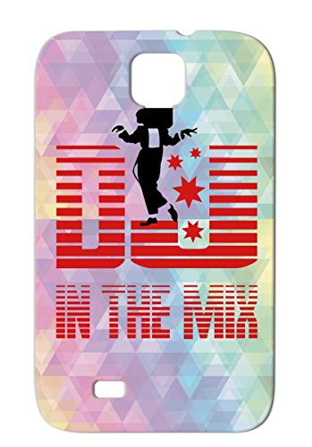 Country Classic Birthday Rocknroll Dancer Music Rampampb Dj Dance Electronica House Music Hiphop Sounds Party Metal Jazz Dance Rock Pop Fun Sound Rock And Roll Disco Records Headphone Headphones Dj Mix Red For Sumsang Galaxy S4 Cover Case