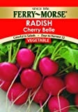 Ferry Morse Cherry Belle Radish Seed Packet