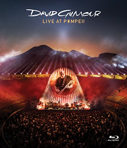 CD : David Gilmour - Live At Pompeii (With Blu-Ray, Boxed Set, 4 Disc)