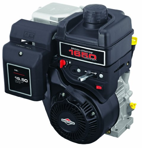 Briggs and Stratton 21T212-1570-G1 342cc 15.50 Gross Torque Engine with a Tapered 4-11/32-Inch Length Crankshaft