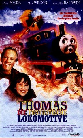 Thomas, die fantastische Lokomotive [VHS]