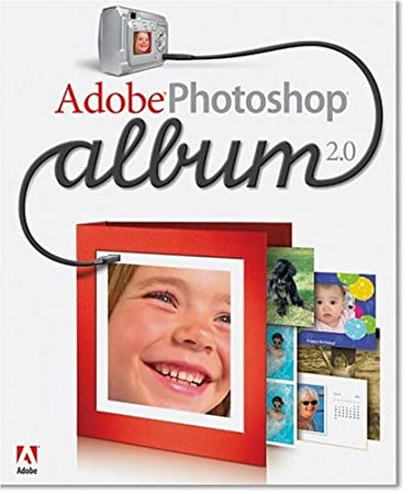Adobe Photoshop Album 2.0 [Old Version]