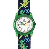 Timex Jungen-Armbanduhr Analog Textil T72881