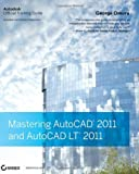 img - for Mastering AutoCAD 2011 and AutoCAD LT 2011 [Paperback] [2010] (Author) George Omura book / textbook / text book