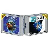 Populous / Sim Earth (Jewel Case) (輸入版)