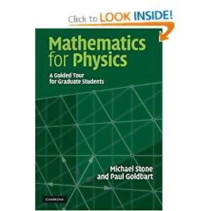 Mathematics For Physics A Guided Tour For Graduate Students