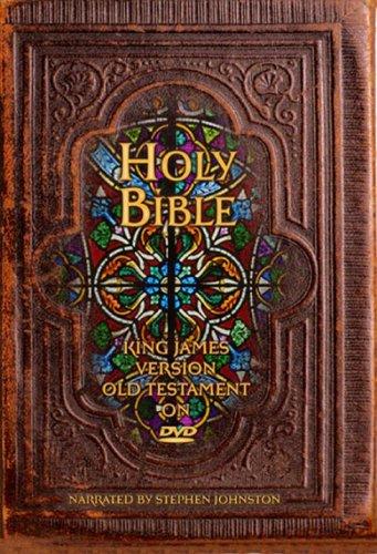 Holy Bible - King James Version Old Testament [DVD]