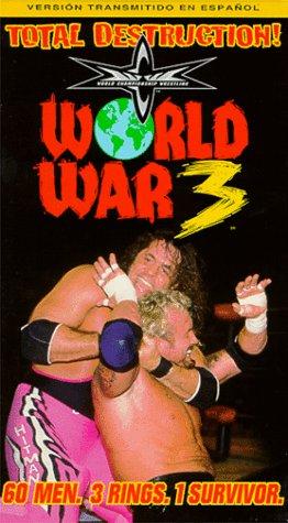 WCW World War 3 1999 [VHS] (Wcw World War 3 compare prices)
