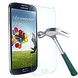 Samsung Galaxy S7 G930F Screen Protector Tempered Glass, HD Ultra Clear 99.9% Transparency World's Thinnest (0.26mm) 9H Ballistics Hardness, laser cut engineerd Maximum Screen Protection