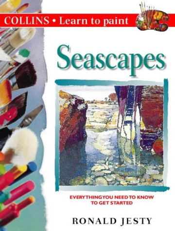 Collins Learn to Paint - Seascapes