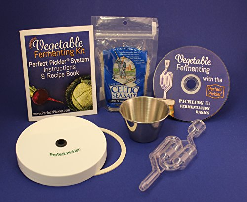 Perfect Pickler, Inc. Perfect Pickler Fermenting Kit XL