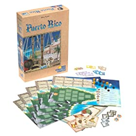 Puerto Rico board game!